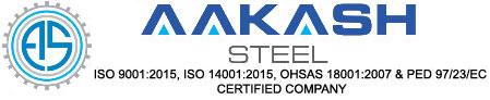 Aakash Steel Logo