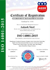 ISO 14001 – 2015