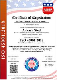 OHSAS 18001 – 2007