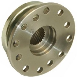 Flange Type: Drilled Flange