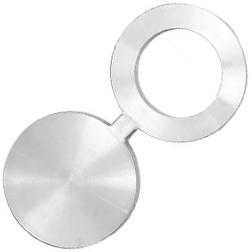 Flange Type: Spectacle Blind Flange