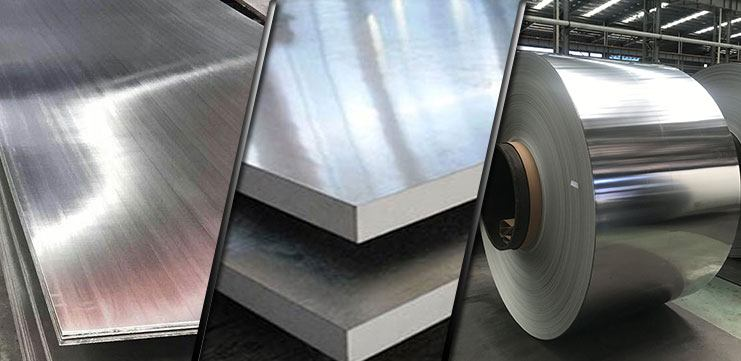 316Ti Stainless Steel Sheet Manufacturers