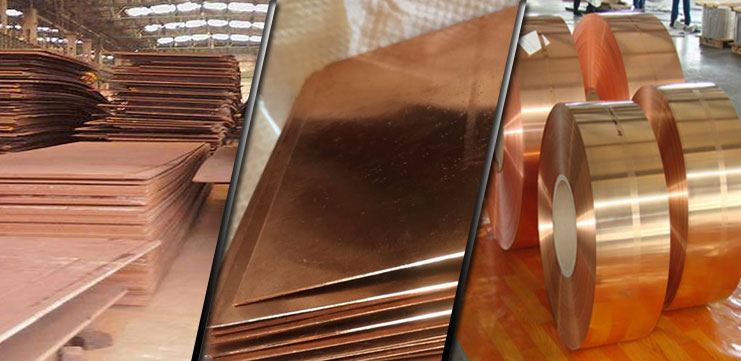 Copper Nickel 90 / 10 Plate Suppliers