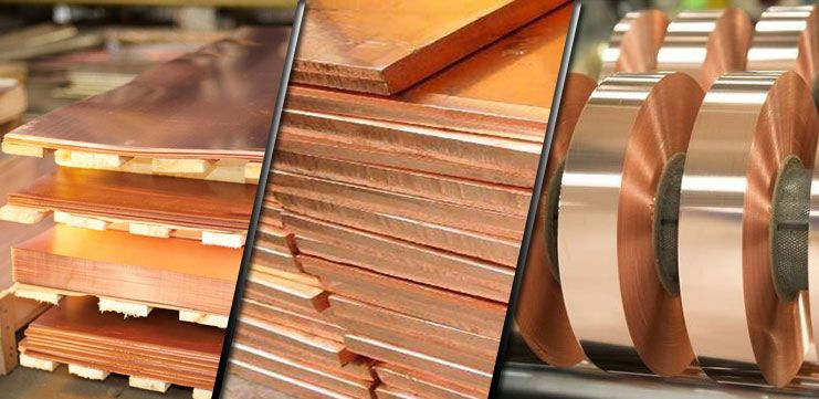 Copper Nickel 70 / 30 Plate Suppliers