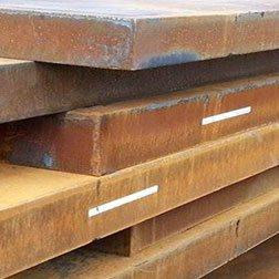 Corten B Steel Plate