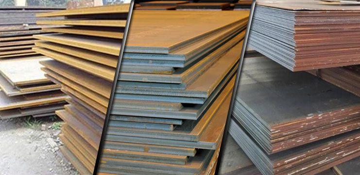 Corten B Steel Plate Supplier