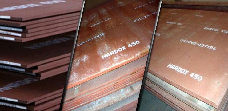 Hardox 450 Plate Supplier