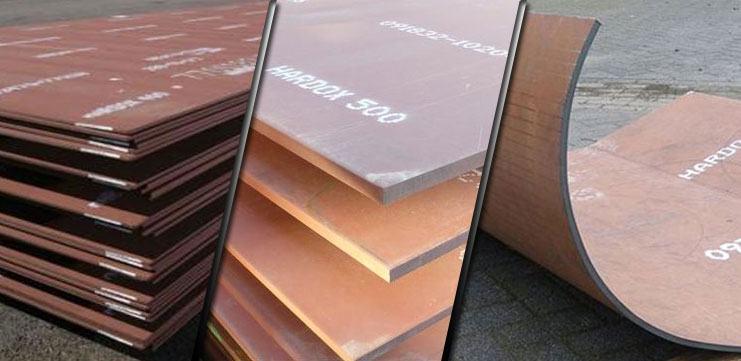 Hardox 500 Plate Supplier
