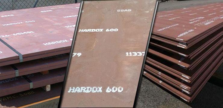 Hardox 600 Plate Supplier