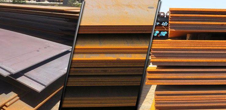 IRSM 41-97 Steel Plate Supplier