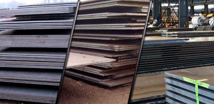 S355J2W+N Steel Plate Supplier