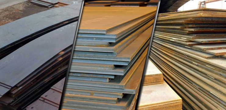 IRSM 44-97 Steel Plate Supplier